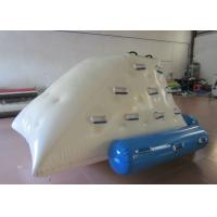 Quality Inflatable Water Toys Iceberg 4 X 2m , Attractive Outdoor Games Blow Up Water Toys for sale