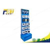 Buy Offset Printing Cardboard POP Displays For Cell Phone Accessory Retail Promotion at wholesale prices