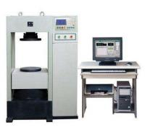 China 3000kN laboratory test equipment for pressure test /Hydraulic Concrete compression testing machine price on sale