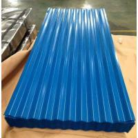 Quality Color coated Corrugated Roofing Sheets Steel Building Roof Tiles PPGI Roofing for sale
