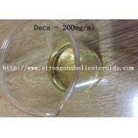 Quality Injectable Anabolic Bodybuilding Supplements Nandrolone Decanoate DECA Durabolin 200mg / ml for sale