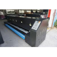 Quality 2.2m Sublimation Digital Flag Printing Machine 1400dpi Resolution for sale