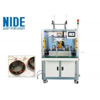 Quality Automatic Needle Coil Winding Machine Customized For Double - Station Bldc for sale