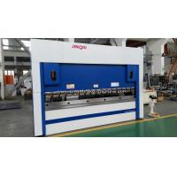 Quality 130 Ton X 13'' Hydraulic Steel Plate Bending Machine 4 Axis CNC Programmable for sale