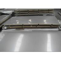 China No.1 , No.4 Cold Rolled Stainless Steel Sheet 309S 310S 316L SUS ASME 1219mm 1250mm on sale