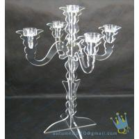 Quality CH (7) Acrylic hurricane candle holders for sale