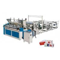 Quality Full Automatic High-Speed Perforating and Rewinder Toilet Paper Machine for sale