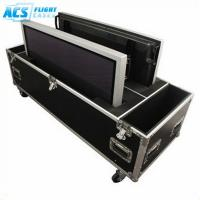 China 2015 Durable moniter flight case/flat screen case /plasma TV road case for sale on sale