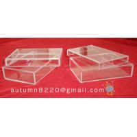 Quality BO (153) acrylic make up cases for sale