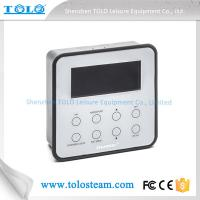 Buy Turkish Commercial Steam Generator With Waterproof touch screen controller at wholesale prices