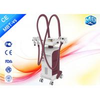 Quality Ultrasonic Rf Vacuum Vacuum Cavitation Slimming Machine For Cellulite Removal for sale