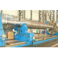Buy 250 ton 25Cr2Ni4MoV Alloy Steel Forging Shaft Steam Turbine Rotor JB/T 5000.15-1998 at wholesale prices