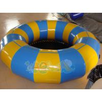 Quality New Water Trampoline /floating trammpoline for sale for sale