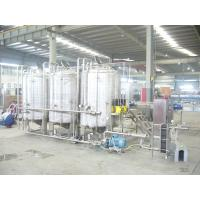 Quality Clean-In-Place Cip Cleaning System for Beer Juice for sale