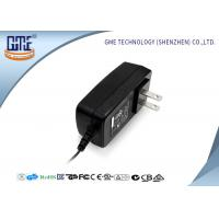 Quality 24W two US PIN  universal AC DC swiching power Adapter 5V 3.5A with Indicator Light for sale