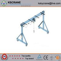 China Material Handling Small Gantry Crane Design For Gantry Crane on sale