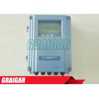 Buy Custom Ultrasonic Wall-mount Flow Meter High Accuracy DN15 - DN100mm DN300 - DN6000mm at wholesale prices