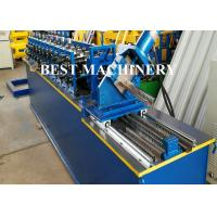 Quality Flying Saw Furring Channel Roll Forming Machine Gypsum Board 2 Year Warranty for sale