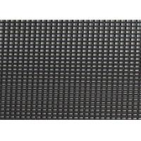 Quality Bullet Proof Screen Plain Woven Wire Mesh For Windows Flame Retardant for sale