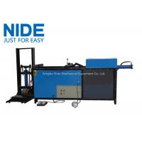 Buy cheap Automatic Induction Stator Copper Coil Pulling Machine for range 80-250 electric motor stator from wholesalers