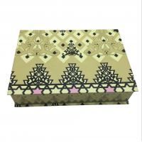 China Art Paper Custom Clothing Packaging Boxes , Folding Apparel Gift Boxes on sale