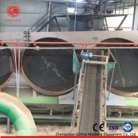 China High Speed NPK Production Line , Disk Round Fertilizer Granules Making Machine on sale