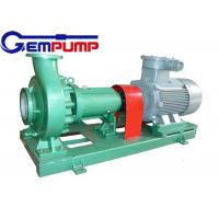 Quality IHF type Clean Water Pump luorine plastic corrosion resistant chemical pump for sale