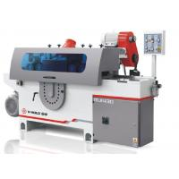 Buy cheap Practical Multiple Rip Saw machine working width 300mm 39.94kw energy saving from wholesalers