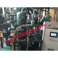 China duble stage vacuum Transformer Oil Filtration Equipment, insulation oil filtering cart with Leybold Roots Pump booster on sale