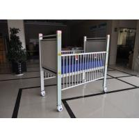 Quality Steel Pediatric Hospital Beds With Aluminum Alloy Side Rails In Full Length for sale