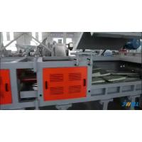 Quality 2-4 Ton Aluminum Can Crusher , Plastic Recycling Machine PP PET PVC Material for sale