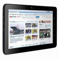 Buy cheap DVC G7 Qualcomm MSM7227 7-inch Tablet PC, 3G Phone Calling, Measuring 118.6 x from wholesalers