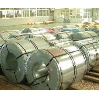 Quality CS Type A Electro Galvanized Steel Coil , Cold Rolled Steel Plate for sale