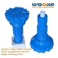 DTH Drilling Rig Tools High Air Pressure Rock Drill DTH Hammer Button Bits for sale
