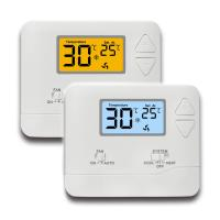 China Mini Digital Room Thermostat  ,  Wall Mounted Central Air Conditioner Thermostat for sale