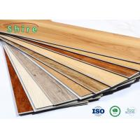 Quality Eco Friendly SPC Flooring Uv Coated Surface Treatment 100% Formaldehyde Free for sale
