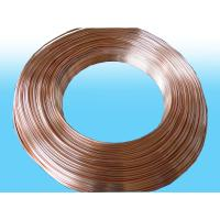 Heaters single Side Copper Coated Bundy Tube 4.76mm X 0.55mm best price for sale