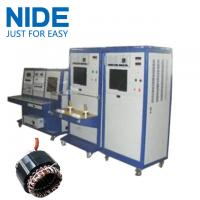 Quality Air Condition Motor Stator Testing Panel Equipment, stator tester machine for sale