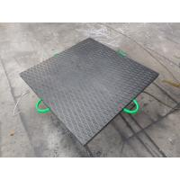 Quality cheap price of outrigger pad for crane foot suppot 1000x1000x60mm for sale