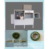 Powder coat ovens for armatures rotors  work with hot dipping machine WIND-HDP