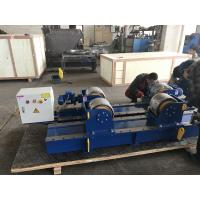 Buy VFD Speed Control Gas Oil Tanks Welding Rotator Pressure Vessels Welding Rotator at wholesale prices
