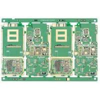 Quality FR-4 base Moblie / cell phone pcb printed circuit board 1.6mm Board Thickness for sale