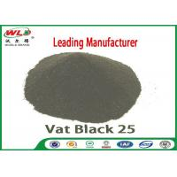 Quality OEM Clothes Color Dye C I Vat Black 25 Olive T Extile Colouring Clothes Dye for sale