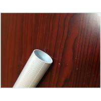 Quality 6063 T5 / T6 Extrusion Aluminium Hollow Profile Bright Silvery Anodized for sale