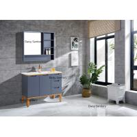 Quality Classic Design Waterproof PVC Bathroom Vanity for sale