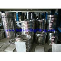 Buy OEM ODM 317L Stainless Steel Flat Ring Gasket For Tongue And Groove at wholesale prices