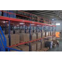 Buy Workshop Storage Mezzanine Racking System For Factory And Industrial at wholesale prices
