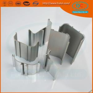Quality Aluminium c shape profile , aluminum c profile for customized size extruded aluminium profile for sale
