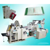 Quality LMD-400 Automatic High Speed Food Paper Bag Making Machine for sale