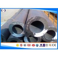 Quality ASTM 1330 Axle Alloy Steel Tube , QT Heat Treatment Round Steel Tubing Seamless Process for sale
